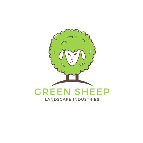 Logo concept for Landscape Company
