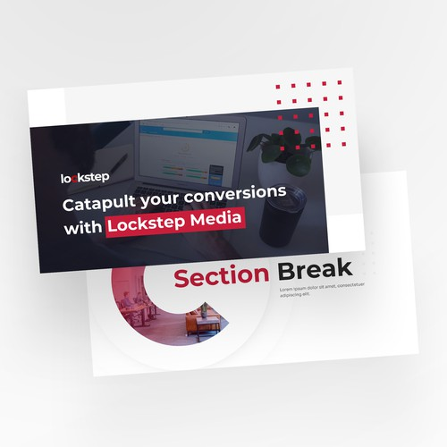 Presentation for digital marketing