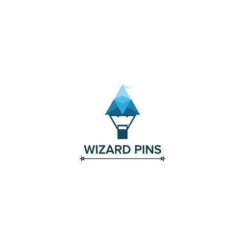 wizard pins