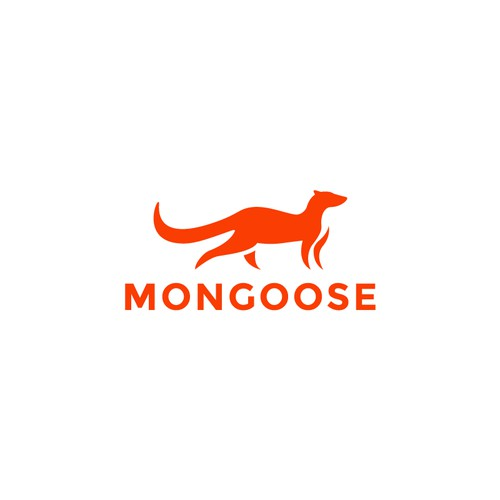 Mongoose logo.