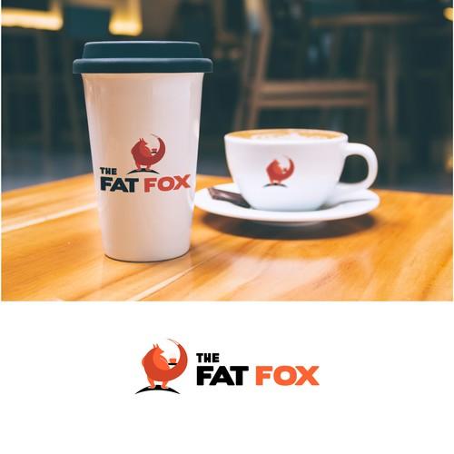 The Fat Fox logo