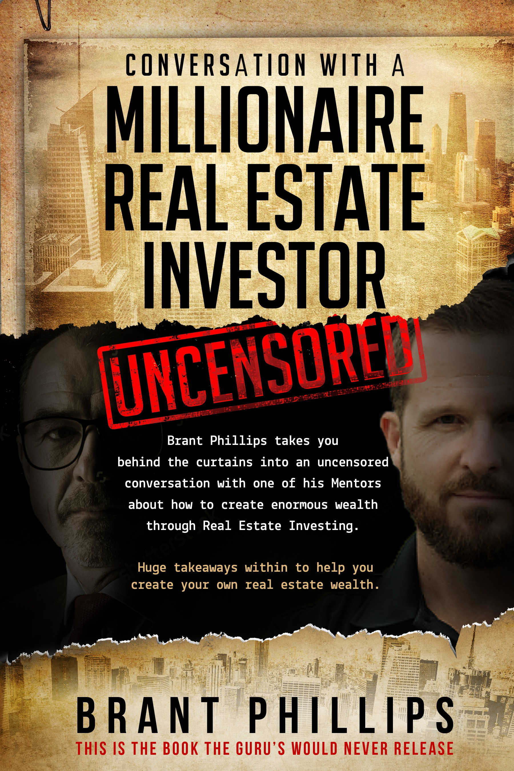 Book Cover: Conversation with a Millionaire Real Estate Investor