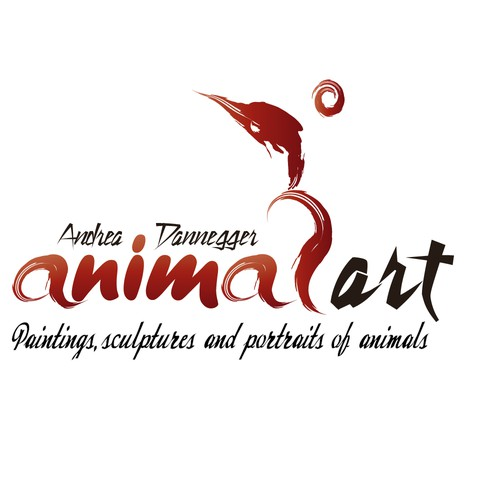 I need a logo for animal art!