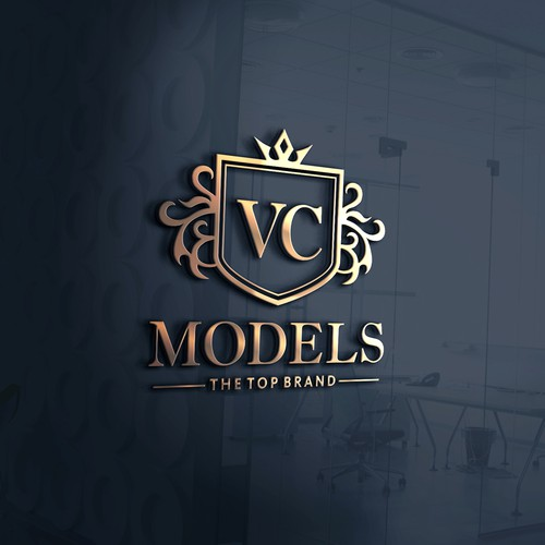 Logo concept for VC Models