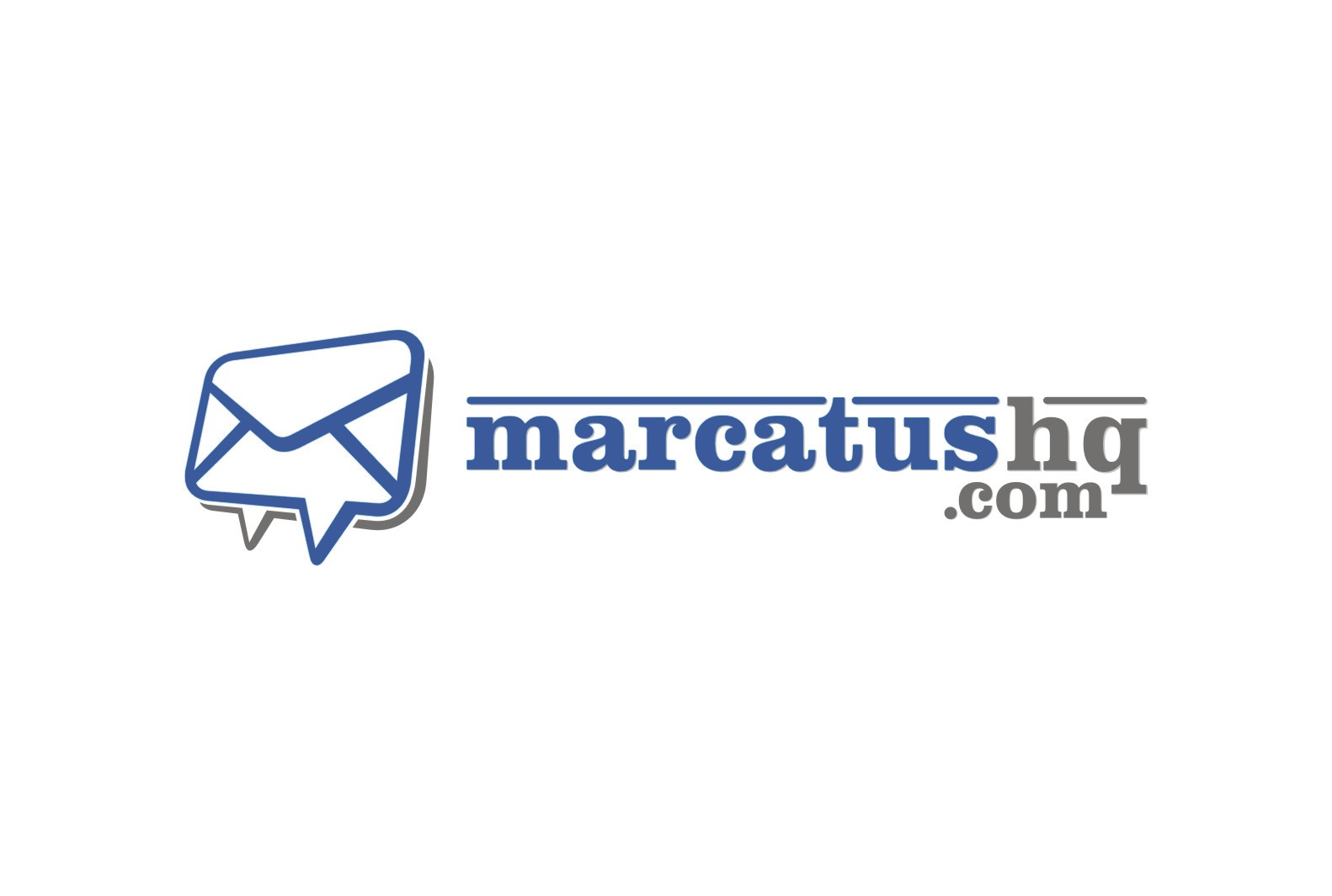 Marcatus needs a logo update