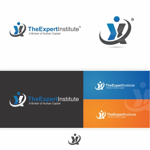logo for The Expert Institute