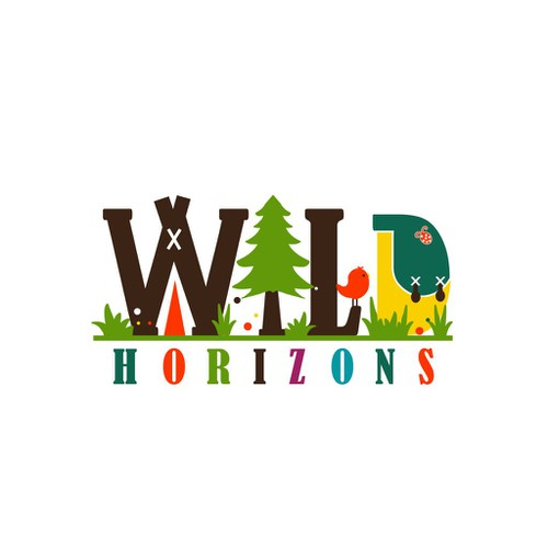 Logo Design for new Outdoor Adventure Brand