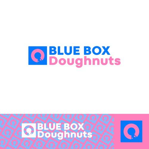 BLUE BOX Doughnuts