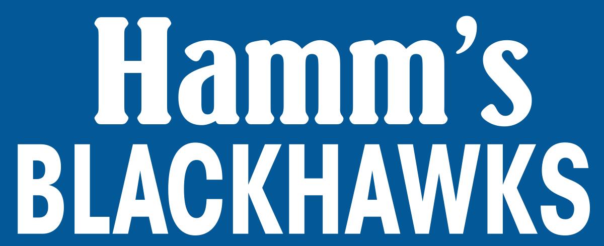Recreate Hamm's Hockey Bear