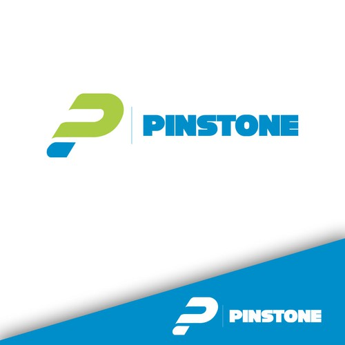 Pinstone logo