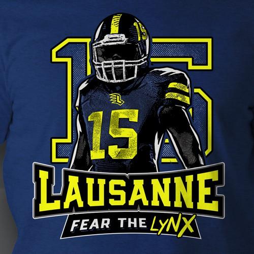 Sport T-shirt Design