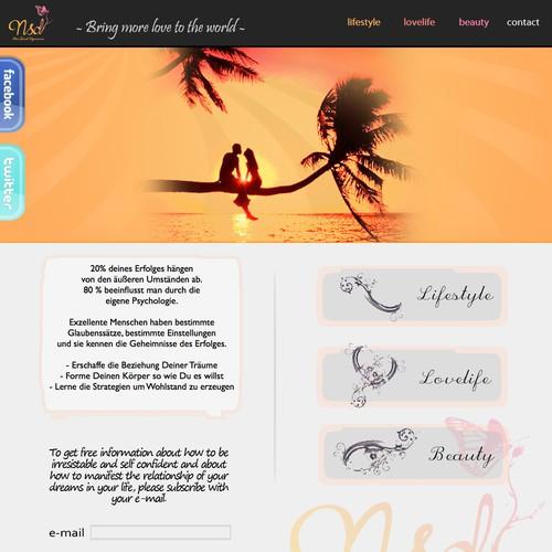 NewSocialDynamics - www.newsocialdynamics.de or .com needs a new website design