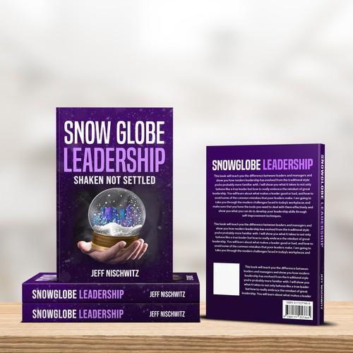 "Ebook cover "" Snowglobe leadership """