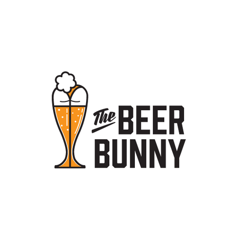 Fun and witty, smart logo for adult bar