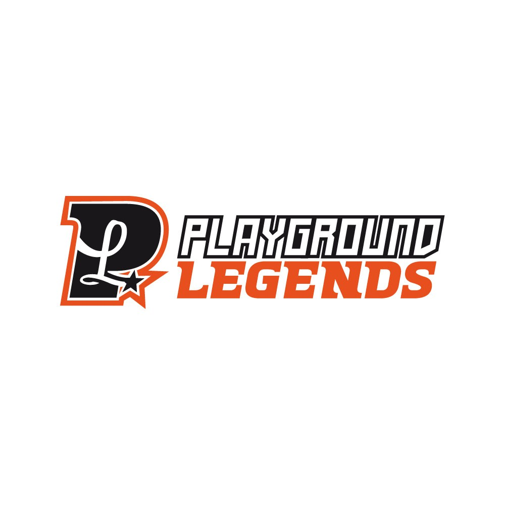 "Creative Sports Logo for ""Playground Legends"""