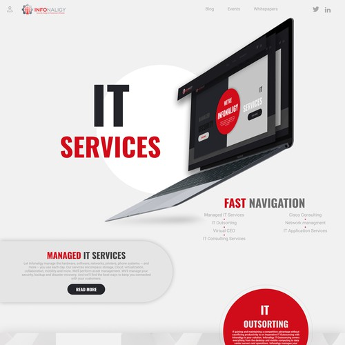 IT Services Page