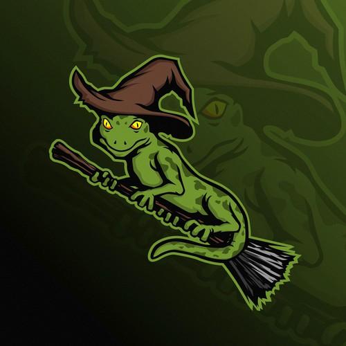 gecko witch
