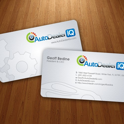 Hot Consulting Firm seeks MEMORABLE business card...Submit your designs now. Less than 1 day left!