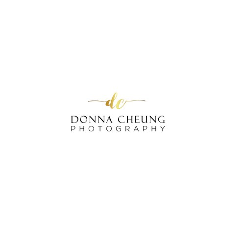 Gold Accent Photography Logo