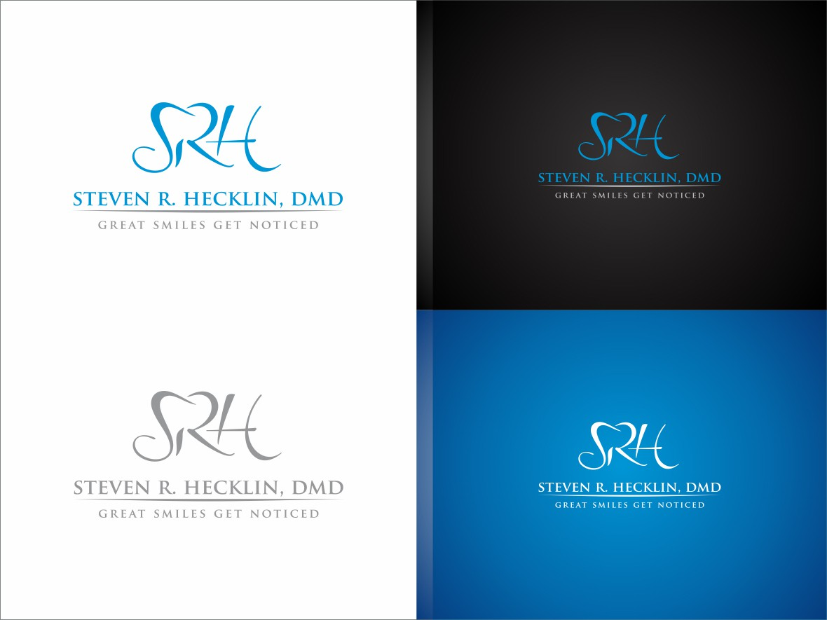 logo for Steven R. Hecklin, DMD