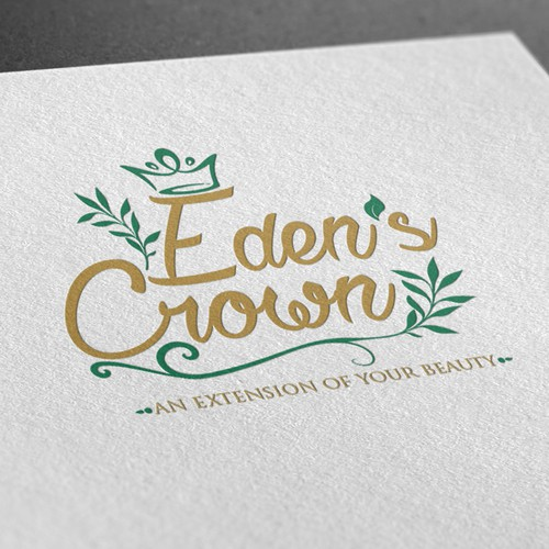 Logo For Eden's Crown