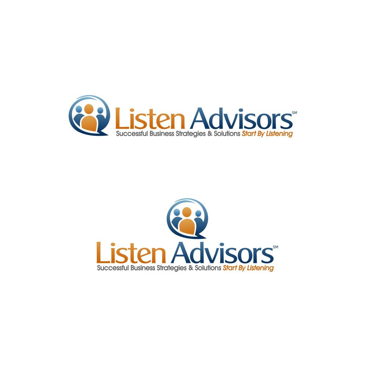 Create the next logo for Listen Advisors