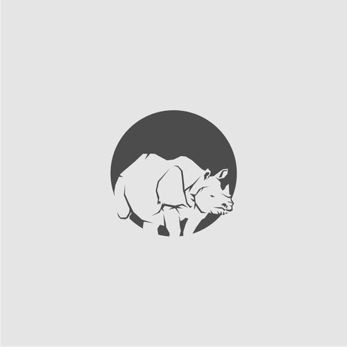 "Blog Needs A Powerful ""Rhino"" Logo For Header"