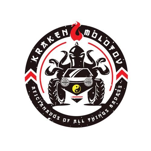 Emblem Logo for a team of Adventurers