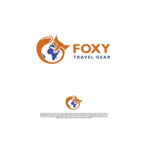 Foxy travel gear