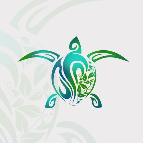 Turtle Logo concept