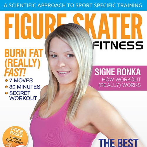 Magazine for Figure Skater fitness