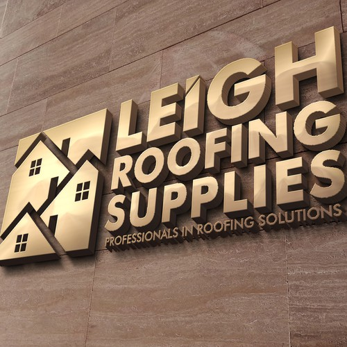Logo for Leigh Roofing Supplies