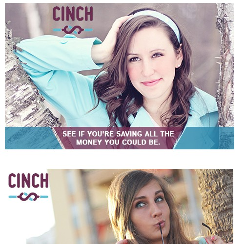 Ad which present Cinch - the best financial stuff