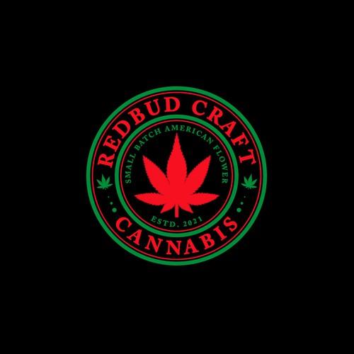 Red Bud Craft Cannabis Logo