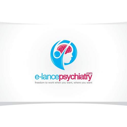 freelancepsychiatry.com needs a new logo