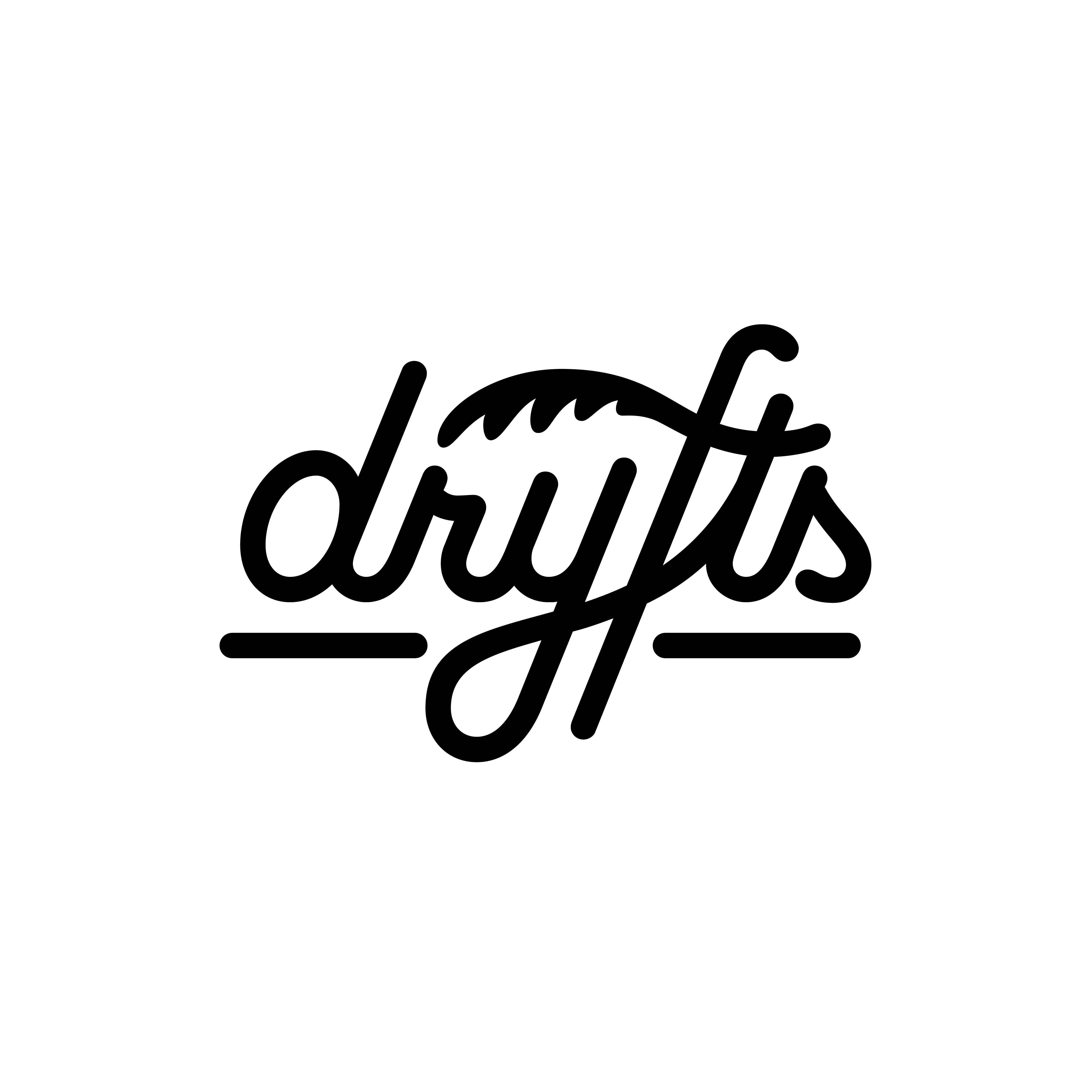 chilled sneaker start-up looking for a cool new logo.