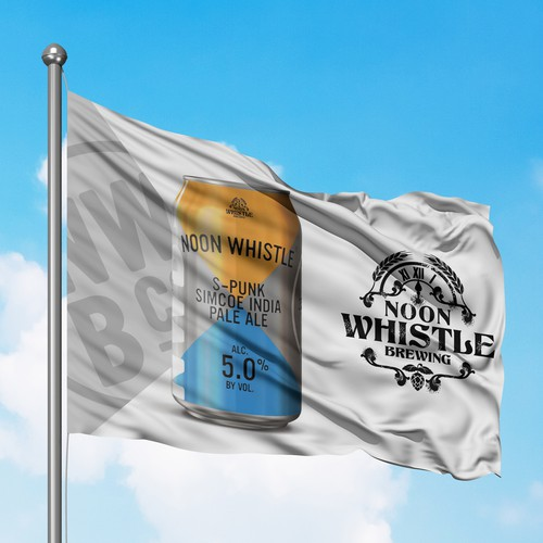 Flag Design for Brewery