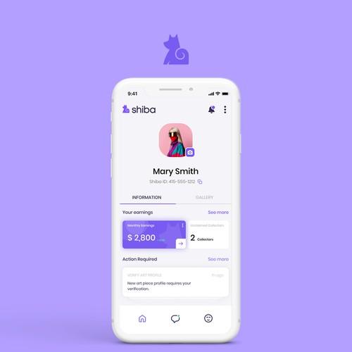 Shiba Apps Design