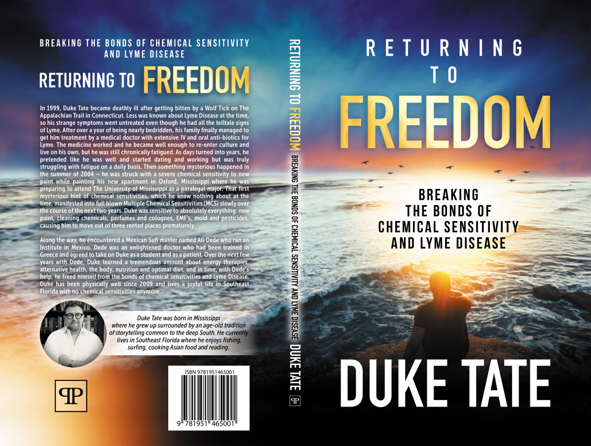 Returning to Freedom Book Cover Design (Revised)