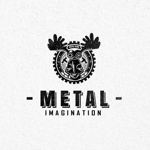 Website seeks sexy, elegant, modern logo to help sell unique metallic sculptures and gifts.