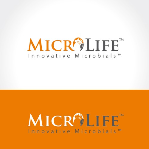 Create a living, breathing brand logo for one of the smallest organisms on the planet!