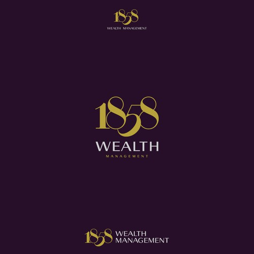 logo for a Wealth Management Firm.