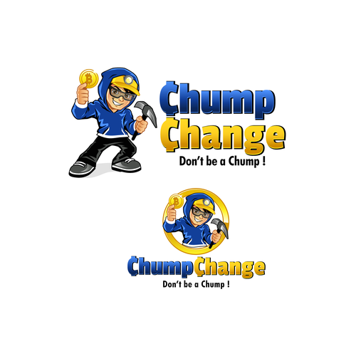 ChumpChange Bitcoin Mining Logo Contest!