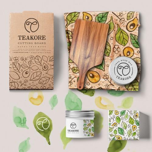 TEAKORE (branding project)