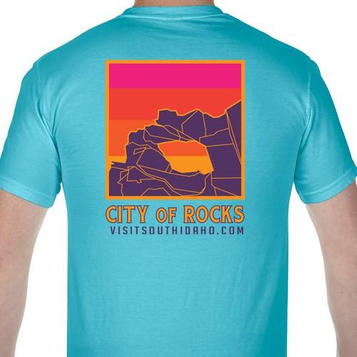 Tourism T-Shirt Design