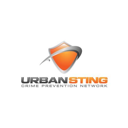 Create the next logo for Urban Sting