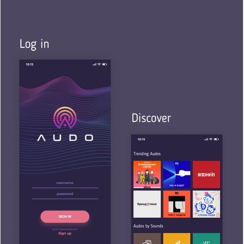 AUDO app