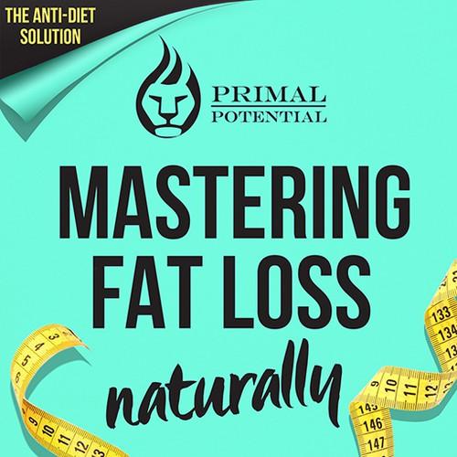 Mastering Fat Loss - Podcast Graphic Design