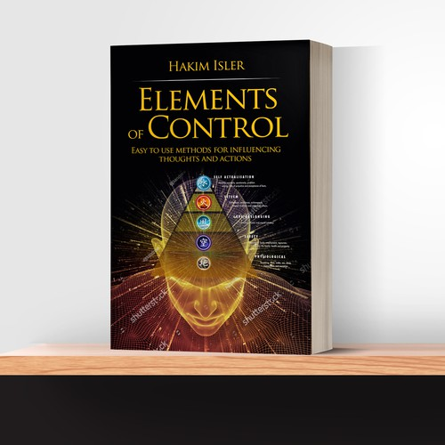 "Book Cover ""Element of Control"""