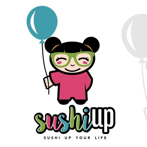 Playful Character Logo